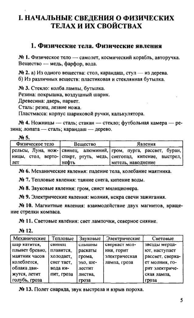 Решебник Физике 8 Класс Сборник Задач Лукашик - картинка 1