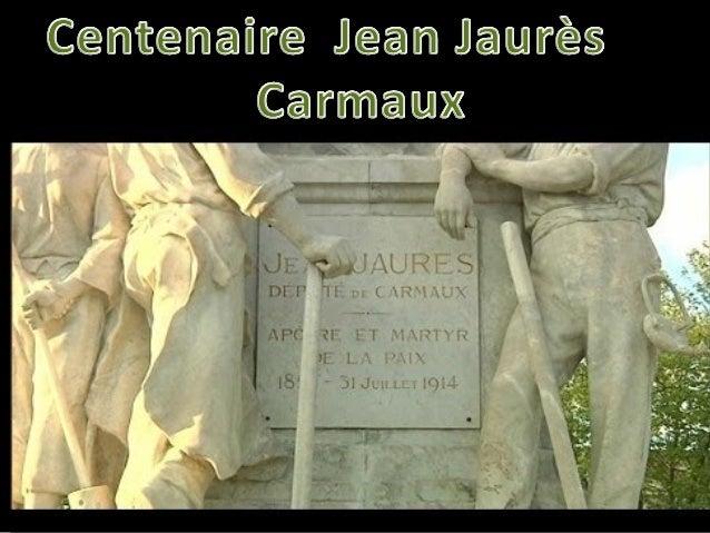 791 - Carmaux-centenaire Jaurès