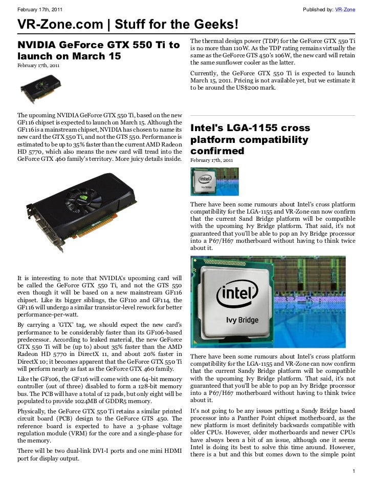 VR-Zone Technology News | Stuff for the Geeks! Issue #3