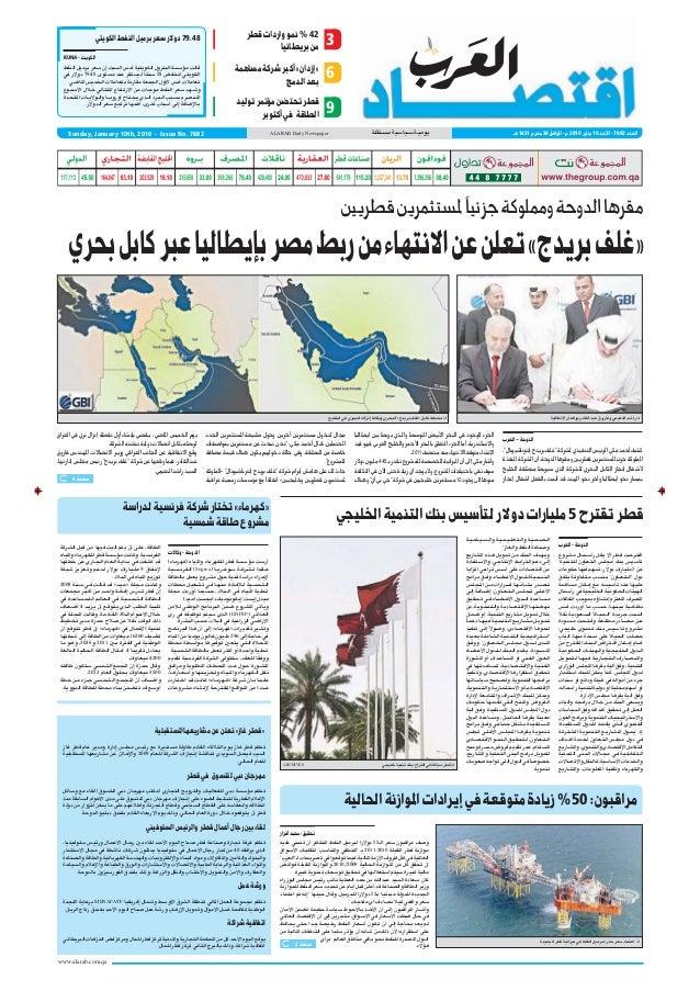 Al Arab News Paper