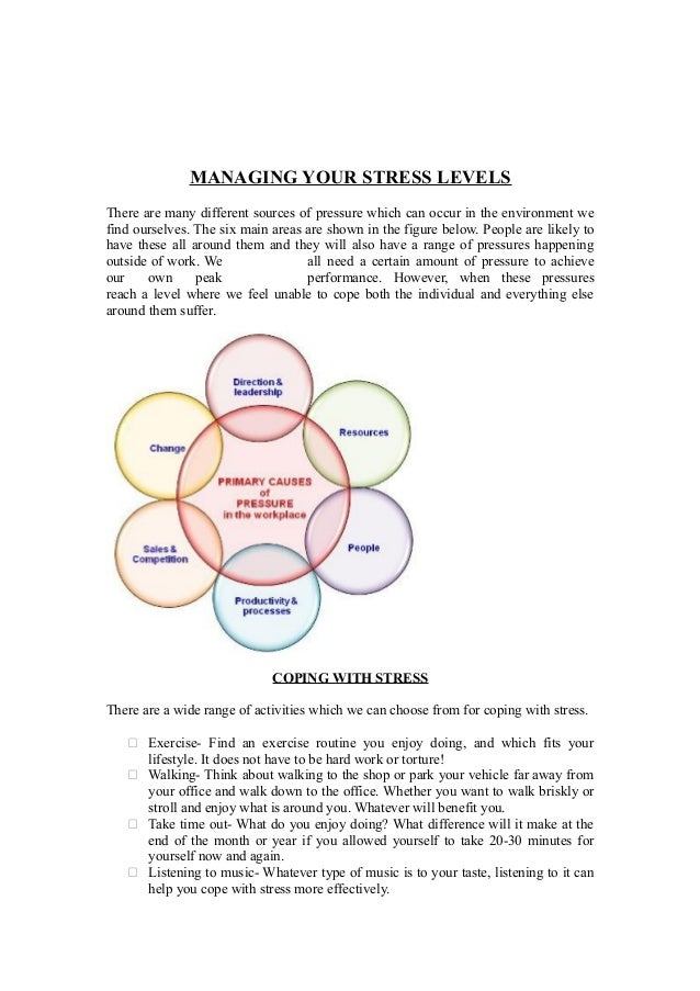 an analysis of the various sources of stress Academic and environmental stress among  this study is a review of literature and a critical analysis of stress among  sources of stress for undergraduate and .