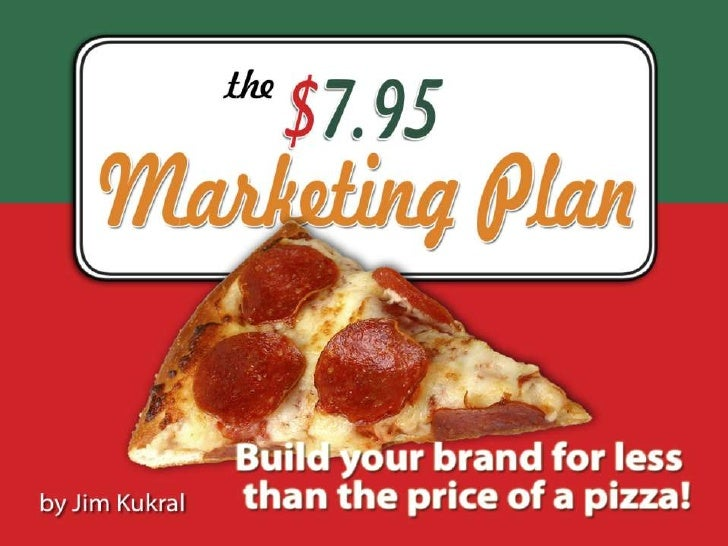 The $7.95 Marketing Plan