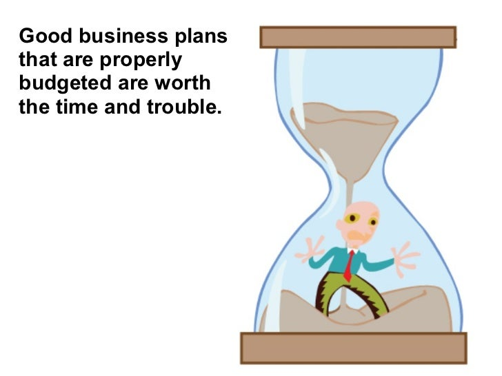 3 essential functions of a business plan
