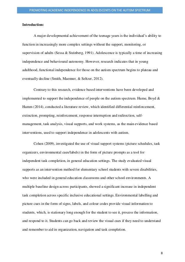 Dissertation test