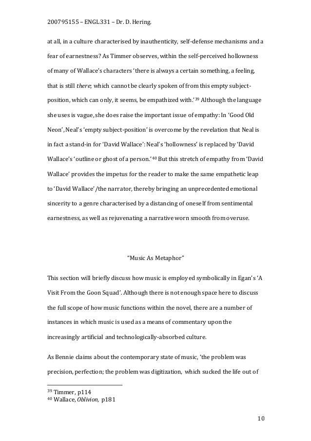 essay perception essay