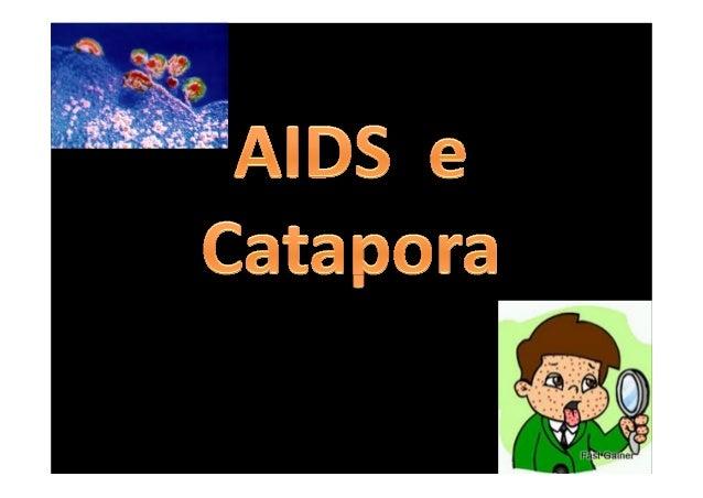 • Ovíruscausadordadoençaé HIV(Vírus ImunodeficiênciaHumana,nasiglaeminglês). • Ovírusnãotemcélula.