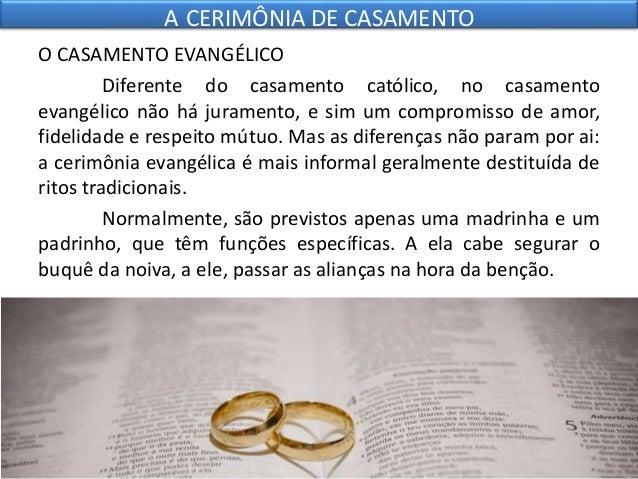 Juramento Matrimonio Catolico : A cerimônia de casamento