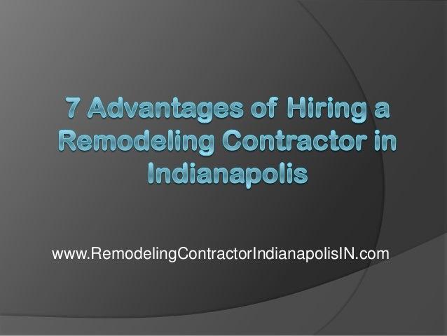 www.RemodelingContractorIndianapolisIN.com