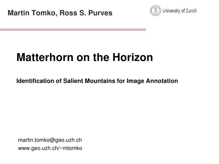 7B_3_Matterhorn on the horizon