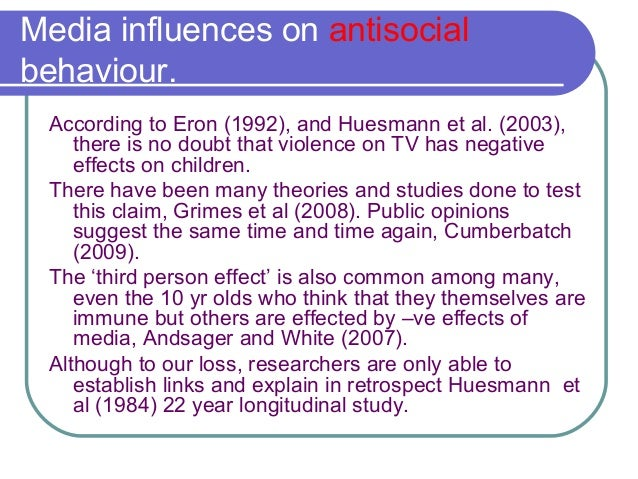 negetive effects of media on children Media~the american academy of pediatrics (aap) discusses important information for parents on the adverse effects of media exposure on children and teens.