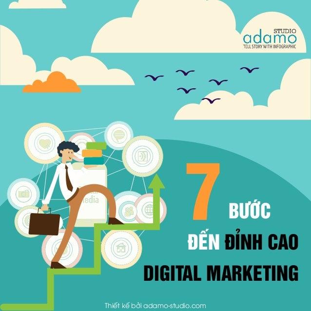 7 bước tới đỉnh cao marketing (infographic ebook)