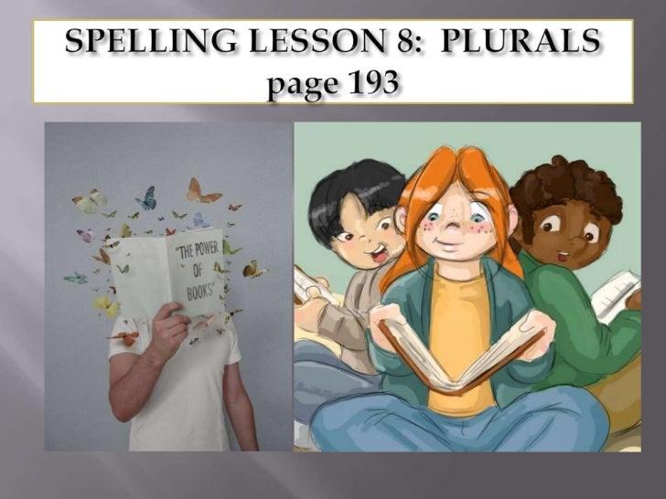 7 bd spellint lesson 8