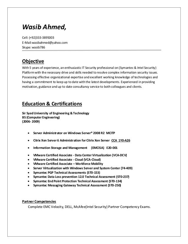 wasib resume information security wasib resume information security   wasib ahmed  cell           e mail