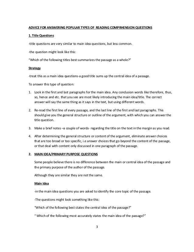 Reading Comprehension Worksheets High School : Reading comprehension strategies worksheets high school