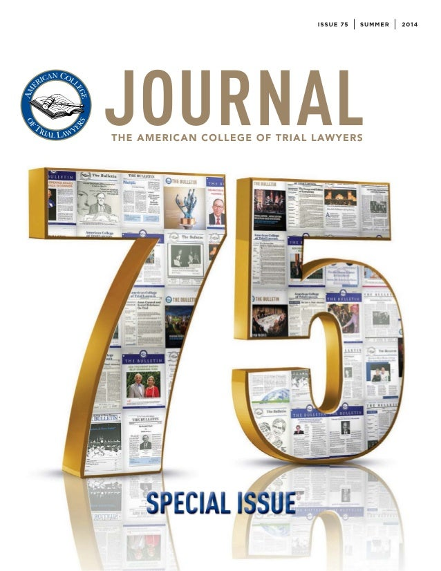 ACTL_Journal_Issue_75