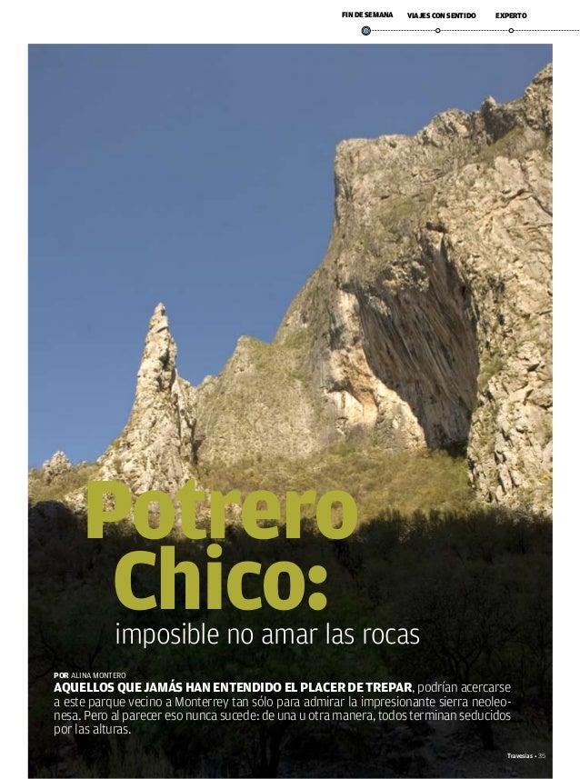 imposible no amar las rocas expertoviajes con sentidofin de semana Por Alina Montero Aquellosquejamáshanentendidoelplacerd...