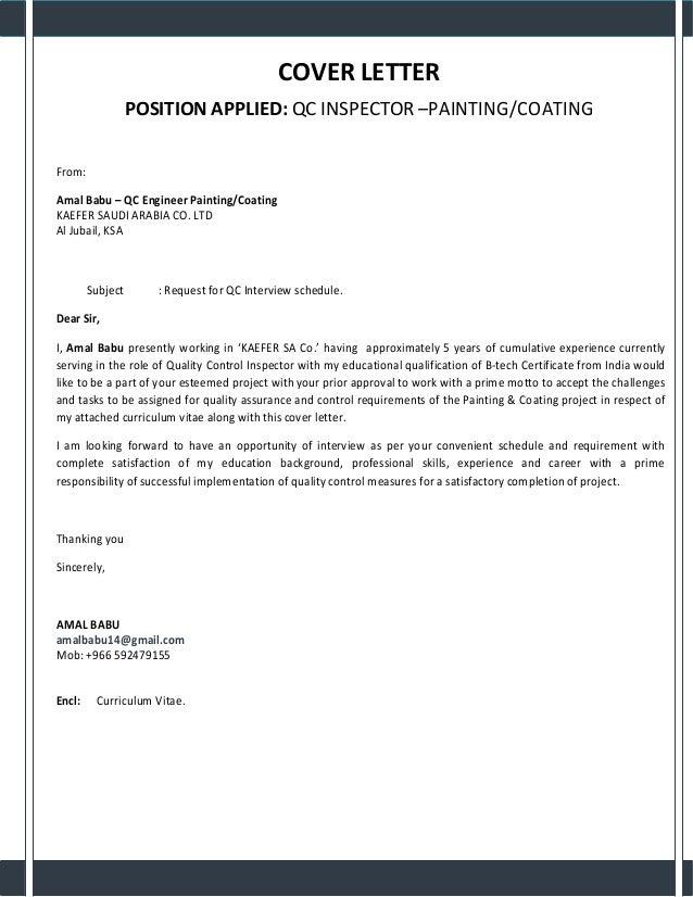 qa game tester cover letter