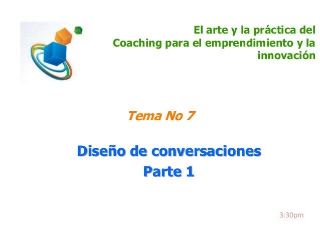 7 diseño de conversaciones