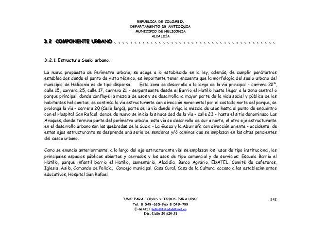 REPUBLICA DE COLOMBIA                                           DEPARTAMENTO DE ANTIOQUIA                                 ...