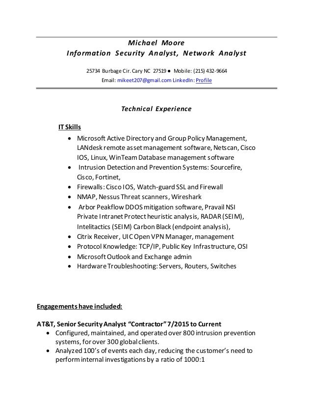 it security resume 28 images pin it security sle