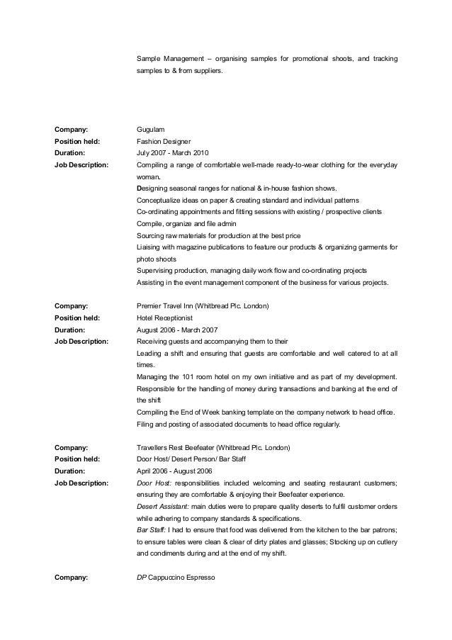 CV Tshabalala