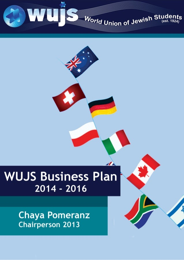 WUJS Business Plan 2013