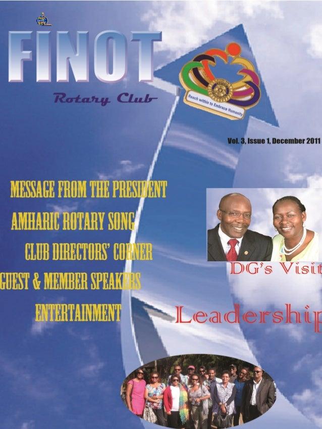 7 finot newsletter vol 3 issue 1_july - december 2011