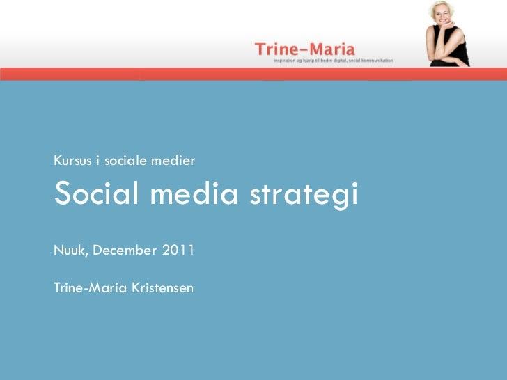 7 groenland kursus_social_media_strategi