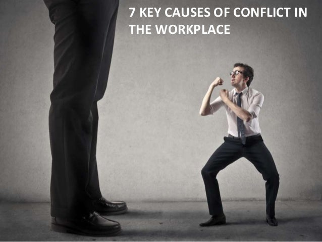 causes and impacts of workplace conflict However, this figure rises to 28 hours in the united states, where roughly one in three employees (33 percent) say that conflict has led to personal injury or attacks, while one in five employees (22 percent) report that it has led to illness or absence from work.