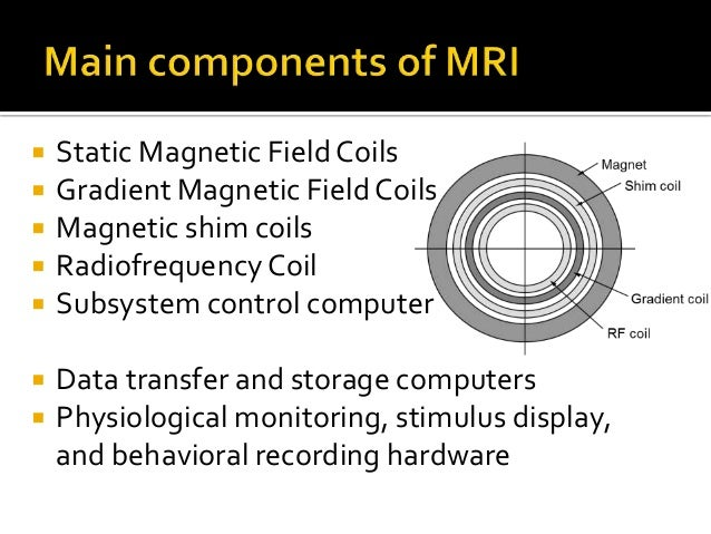 7lab Components Of Mri