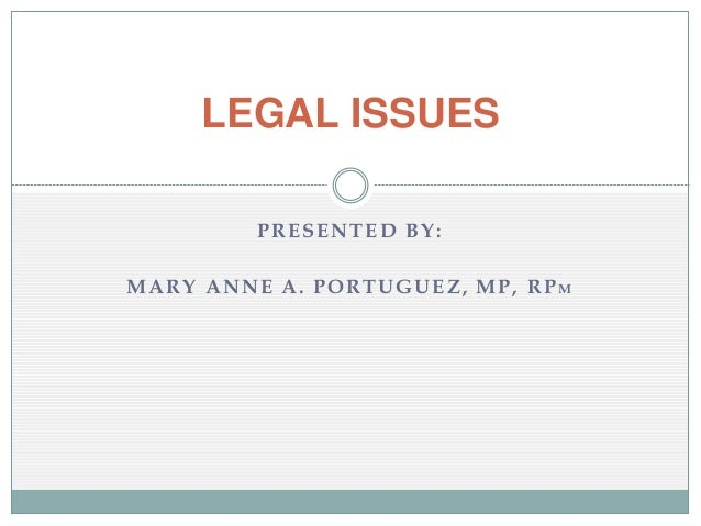 employee legal issue This paper is a brief survey of the most important legal issues for employers to know about before undertaking any investigation of employees.
