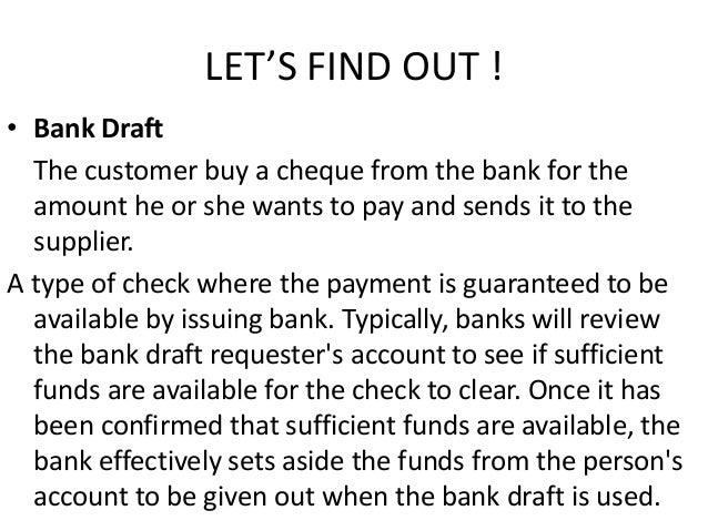 Bank Essay