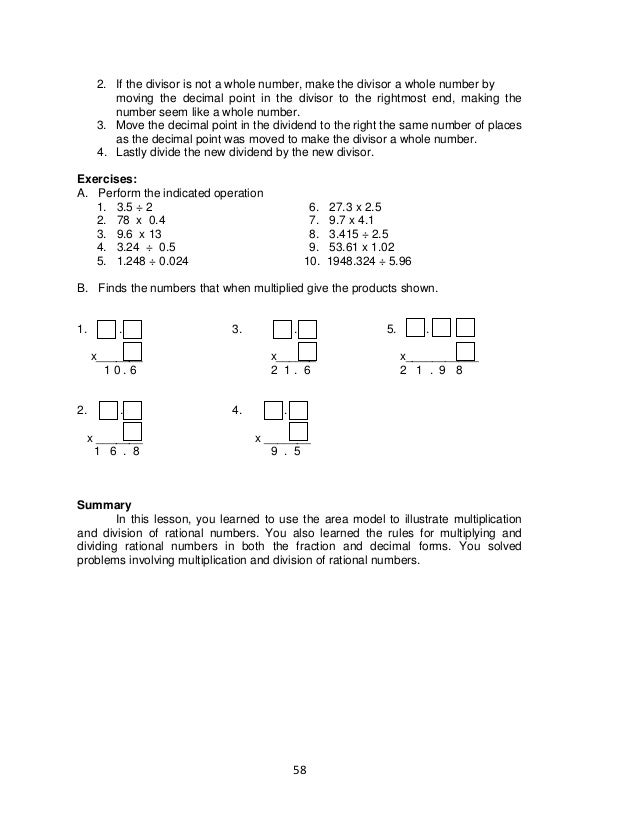 8 math lm u1m2 Republic of the philippines department of education deped complex, meralco avenue pasig city k to 12 curriculum guide mathematics (grade 1 to 2.