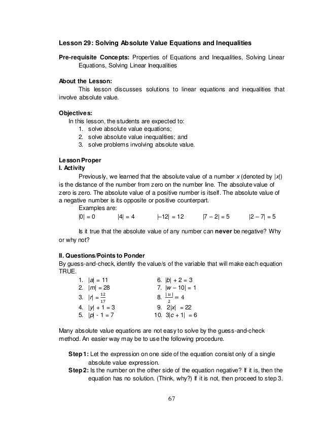 Linear equations worksheet ks3