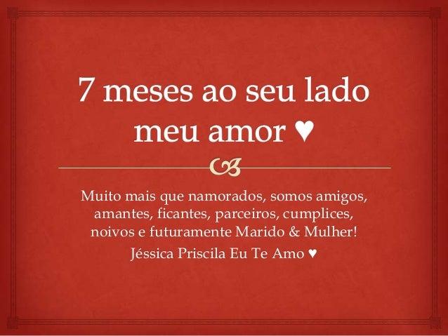 Frases 06 Meses De Namoro