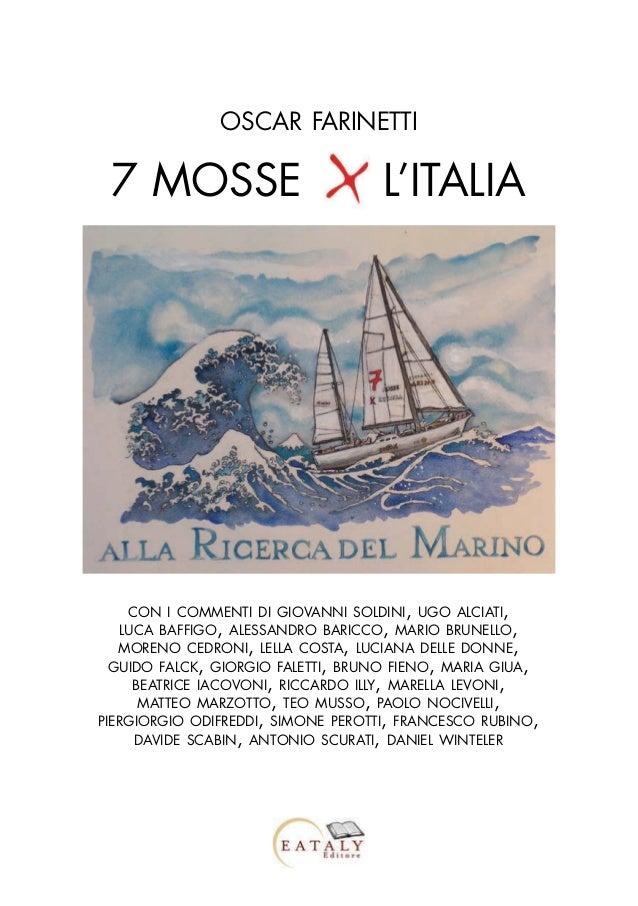 7 mosse per l'Italia - Orscar Farinetti