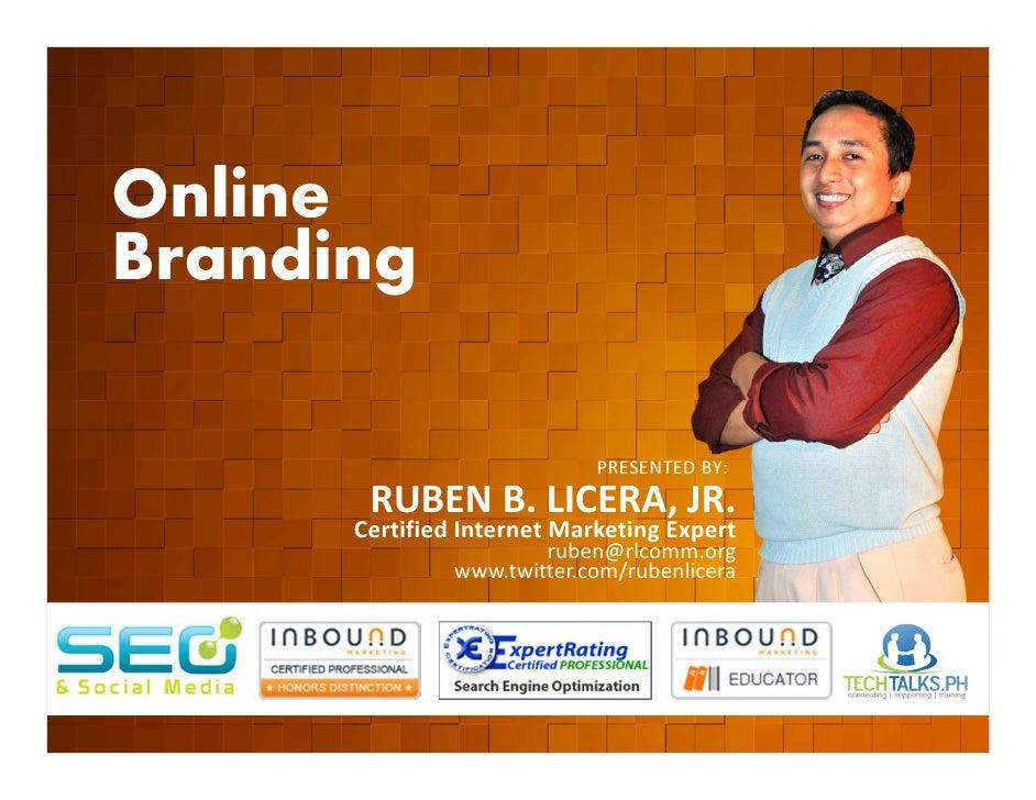 7 online branding