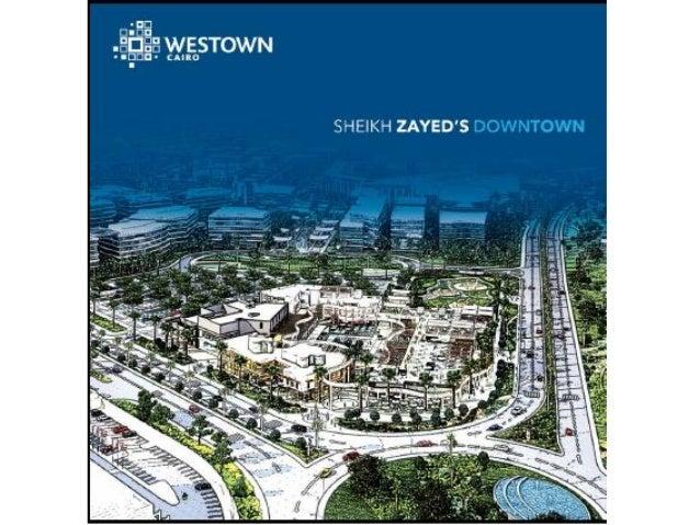 Westown residences 10 , Zayed City