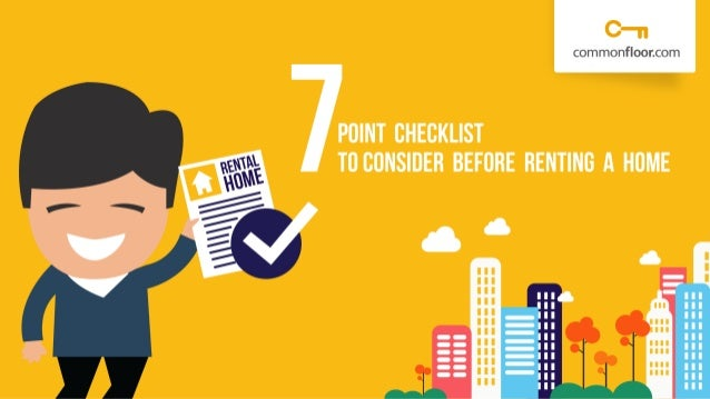 Check if everything at home is well maintained and in working condition  #1