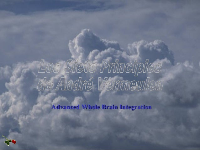 Advanced Whole Brain IntegrationAdvanced Whole Brain Integration