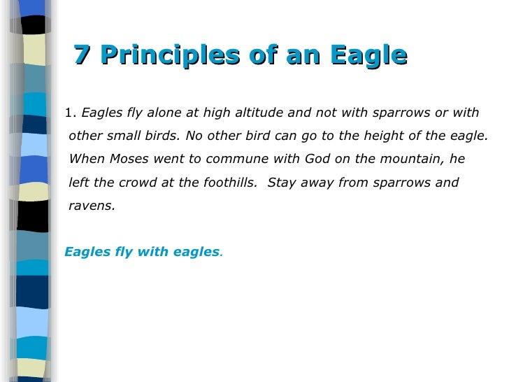 7 Principlesofan Eagle