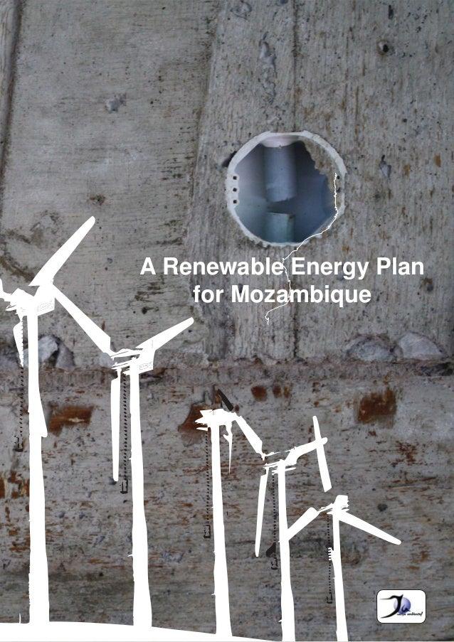 Renewable Energy for Moz 2009