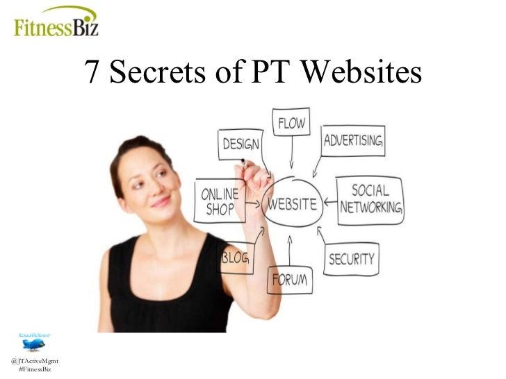 7 Secrets of PT Websites