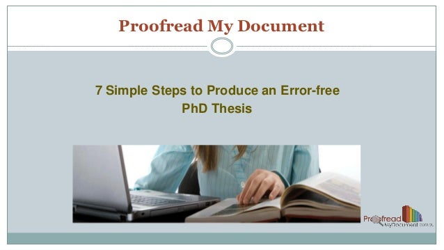 thesis proofreading australia rates