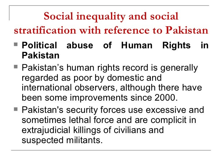 human rights in pakistan essay  human rights the charter of the united nations requires that all member states promote and encourage respect for human rights and for fundamental freedoms for all without distinction as to race, sex, language, or religion.
