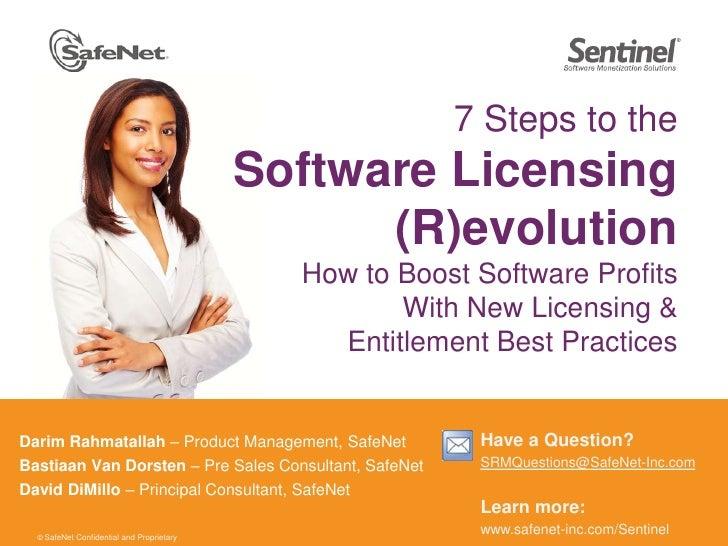 7steps software-licensing