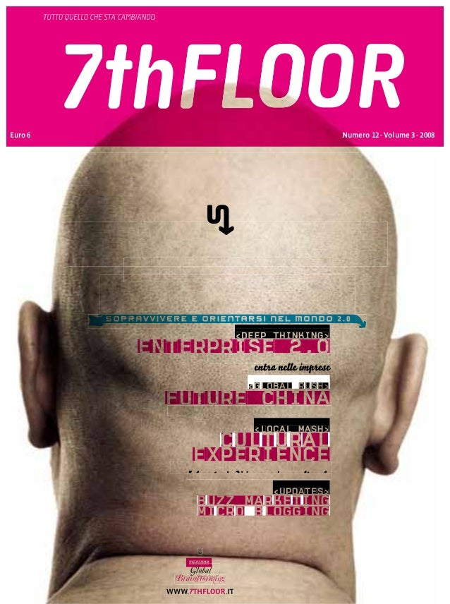 7thFloor Business Magazine n. 12