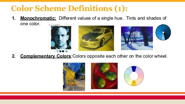 Colors definition in art images for Neutral colors definition