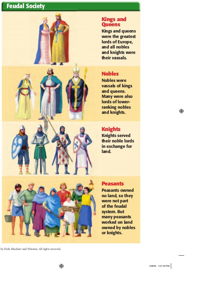 the history of the growth of feudalism The growth of feudalism in europe during the middle ages was primarily caused by the collapse of a strong central government the crusades have been called history's most successful failures.