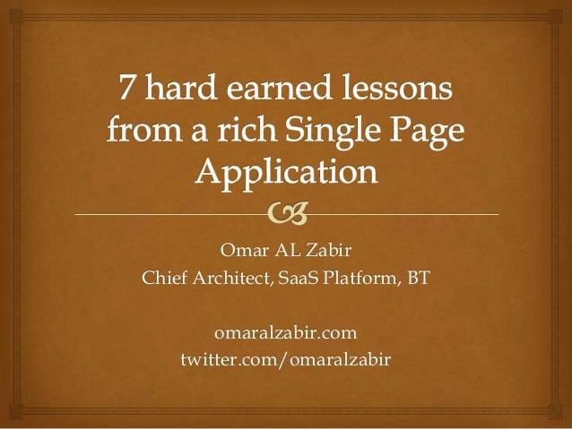7 tips for javascript rich ajax websites